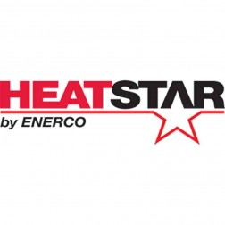 Enerco HeatStar F102601 ER2Stg Burner Thermostat
