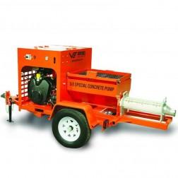 Ventures Equipment Concrete Grout Pump 3/8 SPECIAL
