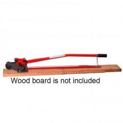 """HIT Tools 5/8"""" Manual Rebar Bender Cutter Combo 22-RC19"""