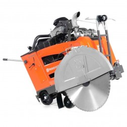 "Husqvarna FS7000-D 3-SP 30"" Concrete Flat Saw with E-Tracking- 967207930"