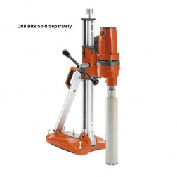 Husqvarna DMS180 Core Drill Rig with Vacuum Pump Assembly-966916102