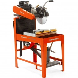 Husqvarna MS610 Gas and Electric Masonry Saw