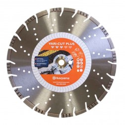 "Husqvarna 14"" Premium Vari-Cut Plus Saw Blade-542751359"
