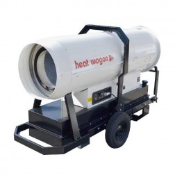 Heat Wagon HVF410HD 412k BTU Oil Indirect Fired Heater