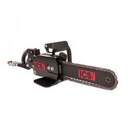 "ICS 890PG 20"" 12GPM Hydraulic-Powered Chainsaw Kit"