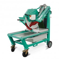 "IMER 30"" 6HP Electric 220V-1P Blockhead Masonry 750 Saw"