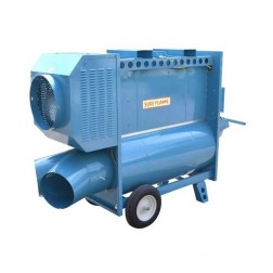 Heat Wagon IX405 400k BTU LP/NG Indirect Fired Heater By SureFlame