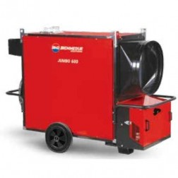 Cantherm Jumbo 600 Oil Indirect Fired Forced Air Heater