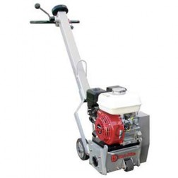 "8"" KR8HD Gas 5.5HP Concrete Scarifier by KRMC"