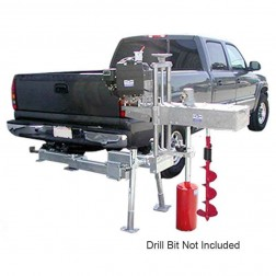 Kor-it Inc K-1716-G17 Hitch Mounted 17.5HP Gasoline Core Drill W/ Electric Start