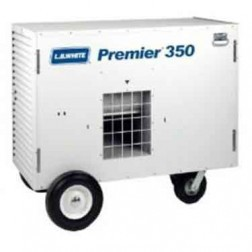 LB White Premier 350 Propane Dual Stage Tent Heater