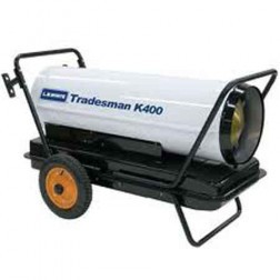 LB White Tradesman K400 Kerosene Forced Air Heater 400,000 BTU
