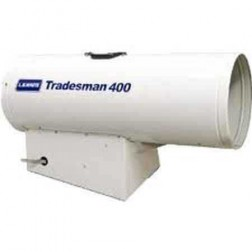 LB White Tradesman 400 Propane Forced Air Heater 250,000-400,000 BTU