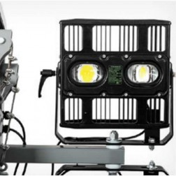 Allmand 6-LED light fixtures for Light Towers