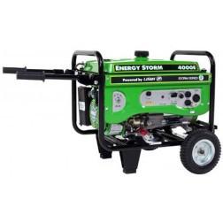 Lifan Energy Storm 4000 Watt Generator ES4000E With Wheel Kit