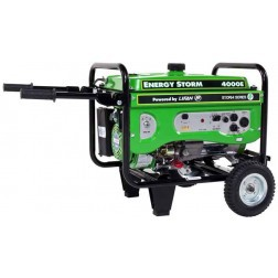 Lifan Energy Storm 4000 Watt Generator ES4000E-CA With Wheel Kit