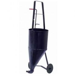 3 Gallon Wheeled Pour Pot RED704988W Crack Filler