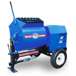 12 cu/ft Gas Mortar Mixer 8HP 1200MP8HB by Cleform Gilson