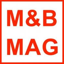 M&B Mag BB-20 Forklift attachment