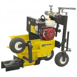 "Miller MC250 4"" Solid Auger 4HP Landscape Curbing Machine"