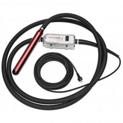 FOX 32ft Spyder Pro High Cycle Concrete Vibrator