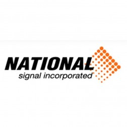 National Signal Scorpion Attenuator Mounting Frame Electric Tilt