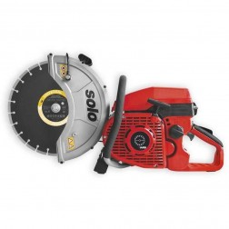 """14"""" Solo Cut Off Saw with 14"""" Concrete Blade"""