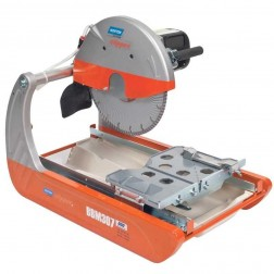 "Norton Products BBM307 14"" Blade Capacity Block Buster Mini Masonry 3hp Electric Saw"