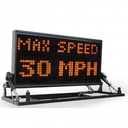 National Signal TM300 LED Portable Sign