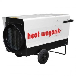 Heat Wagon P4000 130k Btu 3-Phase Electric Heater