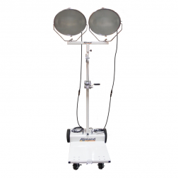Allmand Port-A-Lite Portable Light Tower PAL60-2500 SHO