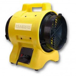 "Second Generation 8"" Whirl Blower and Extractor Ventilator by Pearson WITH 25 FOOT DUCT"