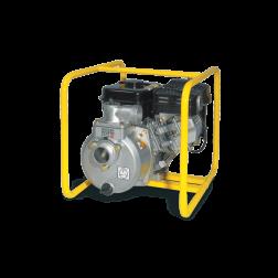 "Wacker PG2 2"" /159 US gpm discharging Dewatering Pump"
