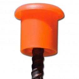 Paragon Products #8 to #18 Rebar Safety Caps 100-PACK