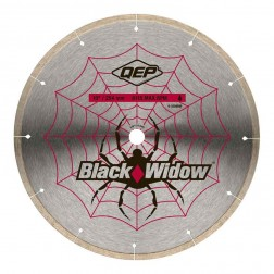 "QEP 10"" Black Widow Porcelain Diamond Blade"