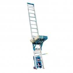16 Ft 400 Lb PRO E-Series 1-1/2HP Electric Motor Platform Hoist by RGC
