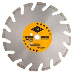 "SawMaster 14"" Wide U-Shaped Brick and Block Segmented Blade"