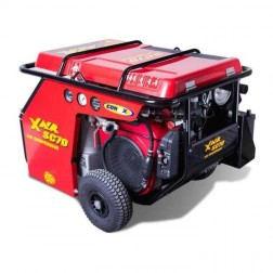 70 CFM Honda Air Compressor SC70 by Con X Equipment