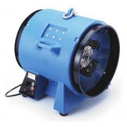 "Schaefer Ventilation Americ Confined Space 20"" Ventilator VAF8000B-3"