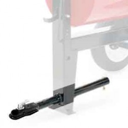 "Stone 68056 31"" Tow Pole and Ball Hitch by Toro"
