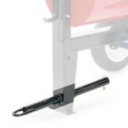 "Stone 68058 31"" Tow Pole and Pintle Hitch by Toro"