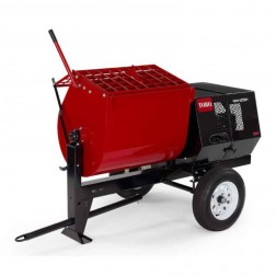 12 cu/ft Gas Stone Mortar Mixer 11HP MM-12511H-S by Toro