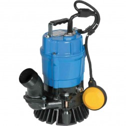 Tsurumi Submersible Trash Pump with Agitator HS3.75S-61-115V