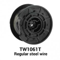 MAX USA TW1061T Steel Wire (30 Rolls)