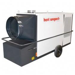 Heat Wagon VF600 600k BTU Oil Indirect Fired Heater