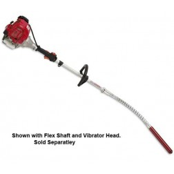 FOX 4-Stroke Gas Vib-Bar Concrete Vibrator