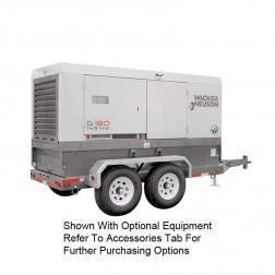 Wacker 143kW Mobile Generator G180