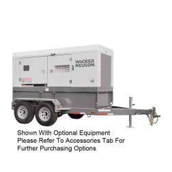 Wacker 184kW Mobile Generator G230 Cold Weather Edition