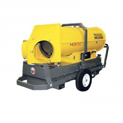 Wacker HI 300HD Heavy Duty Diesel Indirect Heater