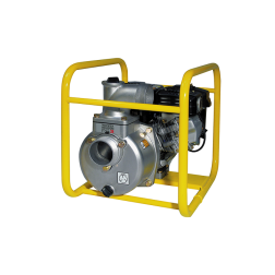 "Wacker PG3 3"" /264 US gpm discharging Dewatering Pump"